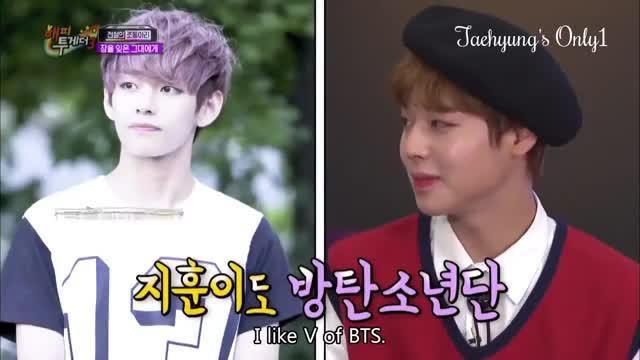 Hết hồn chưa đây là 15 gương mặt idols cho biết V (BTS) chính là mẫu hình lý tưởng để học tập của họ! ảnh 11