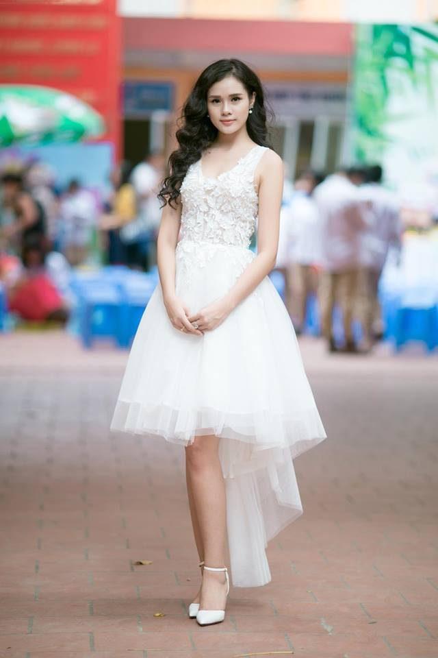 Bạn gái 6 lần trượt Hoa hậu của sao U23 Việt Nam sắp lấn sân làm ca sĩ ảnh 6