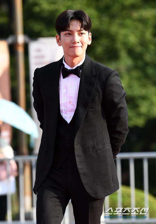 Thảm đỏ Seoul International Drama Awards 2019: Trương Ngọc Ánh  Anh Dũng đọ sắc Jang Nara và Ji Chang Wook ảnh 9