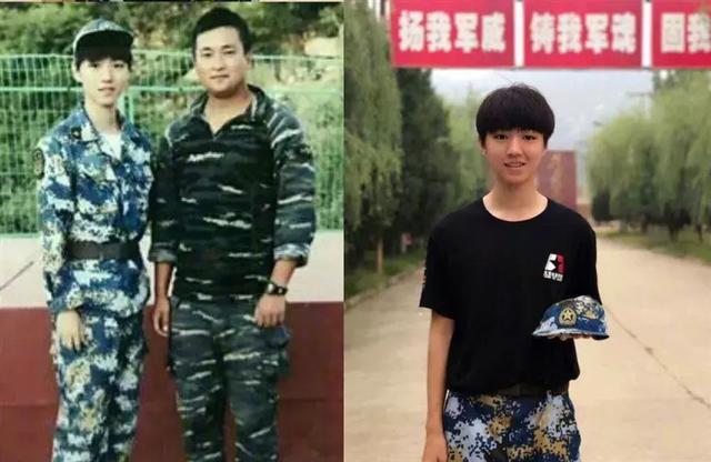 Nam diễn viên Hoa ngữ nào mặc quân trang là cool nhất? ảnh 2