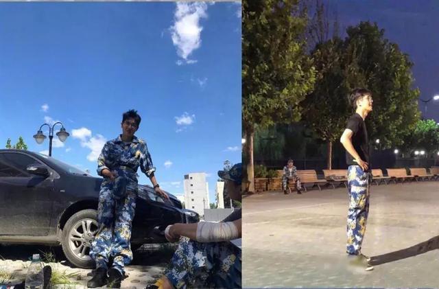 Nam diễn viên Hoa ngữ nào mặc quân trang là cool nhất? ảnh 4