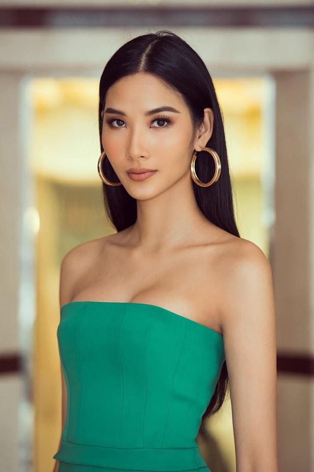 Hoàng Thùy tự hào về em gái Hoàng Linh: Xem em thi phỏng vấn xong, chị hạnh phúc lắm! ảnh 7