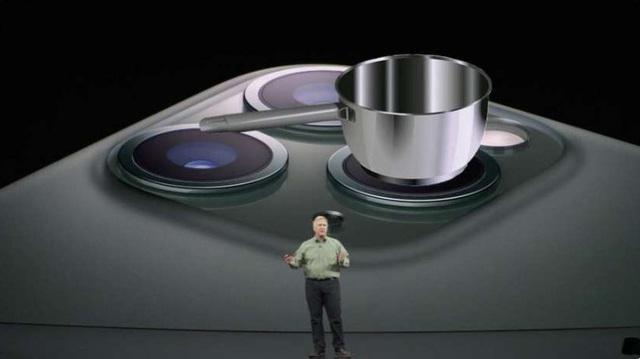 Xin giới thiệu bộ bếp từ đa năng mới đến từ Apple.