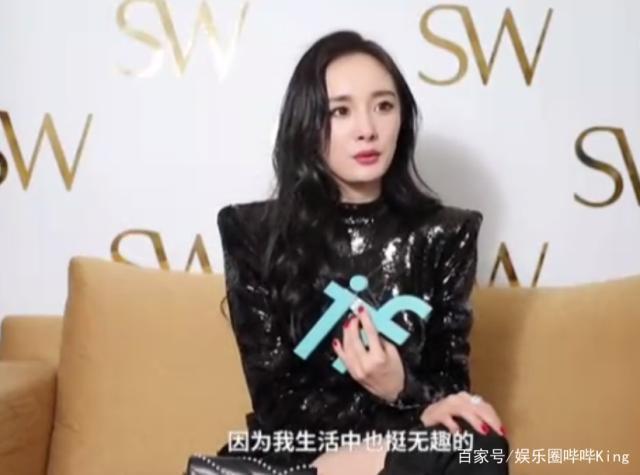 Dương Mịch tiết lộ điều ước sinh nhật năm 2019, còn nói cuộc sống của bản thân rất nhạt nhẽo ảnh 1