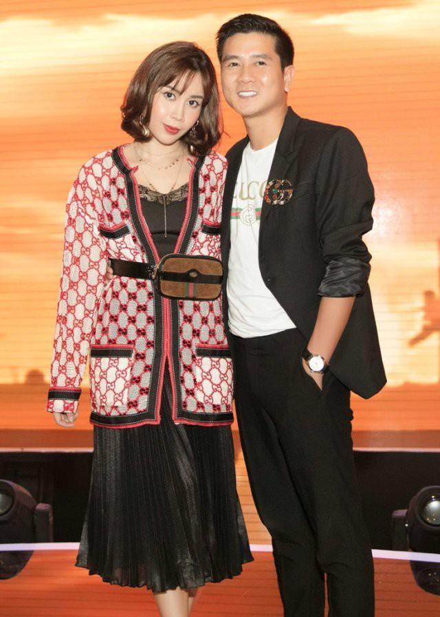 Bộ đôi hàng hiệu với các item đến từ nhà mốt Gucci.