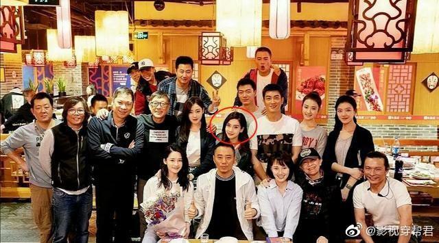 Bị Huỳnh Hiểu Minh chèn ép, Angelababy bị gạch bỏ trong danh sách diễn viên của Cơ trưởng Trung Quốc ảnh 6