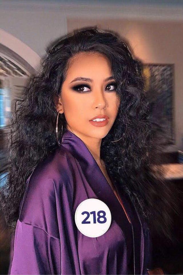 Nếu đăng quang ngôi vị cao nhất Hoa hậu Hoàn vũ Việt Nam thì Thúy Vân sẽ được ca tụng là Catriona phiên bản Việt.