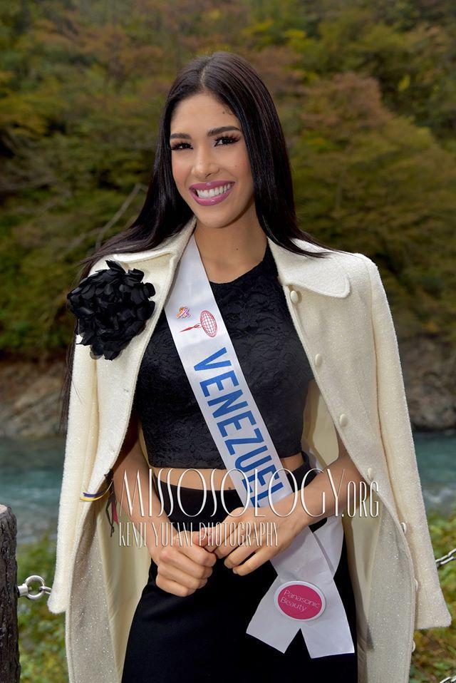 Kể từ khi thành lập, Venezuela đã giành được 8 vương miện Hoa hậu Quốc tế cho thấy sự nổi bật của mình trong cuộc thi sắc đẹp.