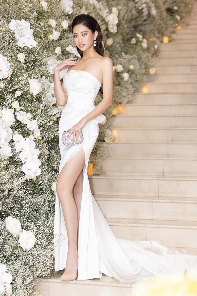 Bản thân Lương Thùy Linh cũng từng chia sẻ mong muốn theo đuổi con đường người mẫu chuyên nghiệp.