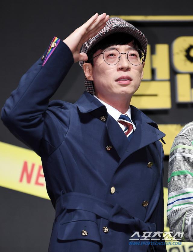 Họp báo Busted 2!: Park Min Young đẹp quyến rũ bên Sehun (EXO) và Lee Seung Gi ảnh 2