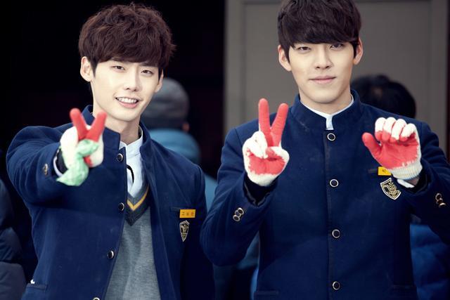 Danh sách phim mà Lee Jong Suk mặc đồng phục học sinh: Vai nào cũng đẹp! ảnh 4