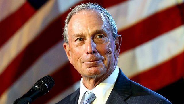 Tỷ phú Michael Bloomberg (Ảnh: AFP)