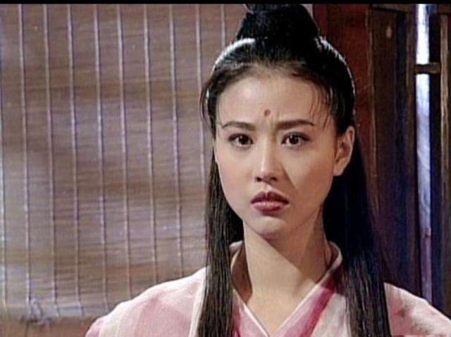 Châu Hải My trong vai Chu Chỉ Nhược