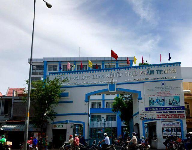 Trường Đại học Công nghiệp thực phẩm TP.HCM