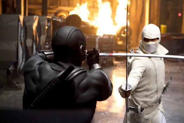 G.I. Joe phần 3 cast vai bố của Snake Eyes  Xà Nhãn ảnh 4