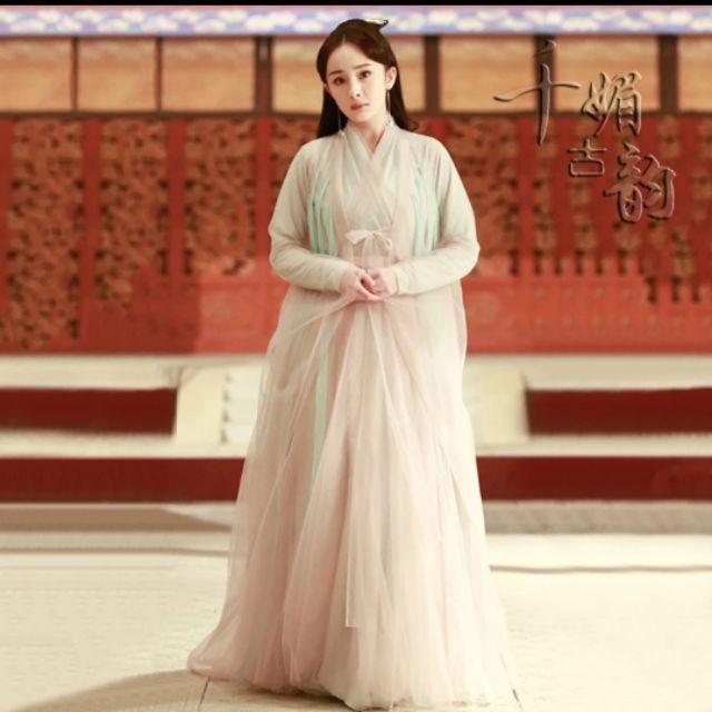 Những mỹ nhân họ Bạch xinh đẹp rung động lòng người trong phim truyền hình Trung Quốc ảnh 5