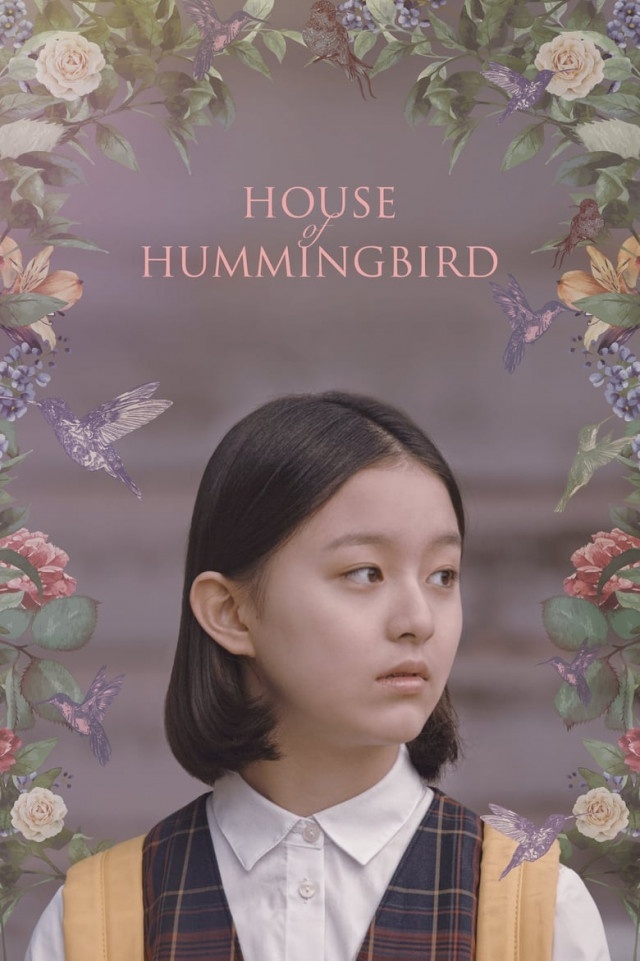 "Poster phim ""House Of Hummingbird"""