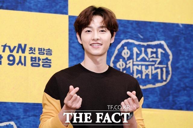 Song Joong Ki ký hợp đồng với công ty mới sau 1 tháng rời Blossom Entertainment ảnh 0