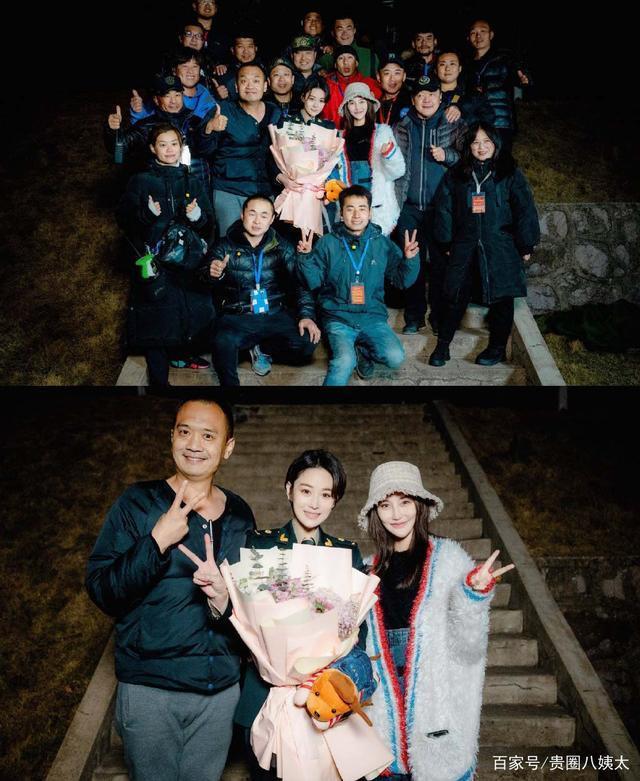 Trương Hinh Dư điển trai nói lời chào tạm biệt với nhân vật trong tạo hình quân trang ảnh 6