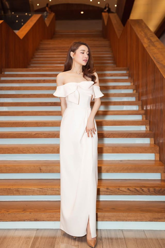 Diện váy trắng trong trẻo ngây thơ, Nhã Phương lần nữa khiến khán giả thả tim không ngớt ảnh 6