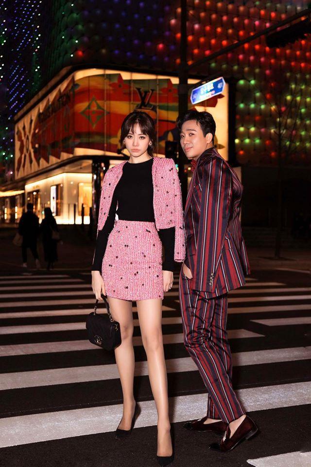 Đăng ảnh cực sang nhưng vợ chồng Trấn Thành Hari Won lại bị soi photoshop quá liều ảnh 1