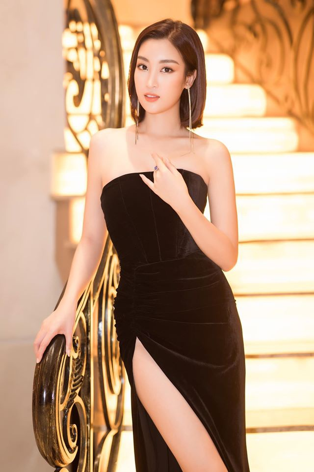 Hoa hậu Đỗ Mỹ Linh là một trong những nàng hậu Việt Nam không ngại thay đổi hình ảnh với tóc ngắn