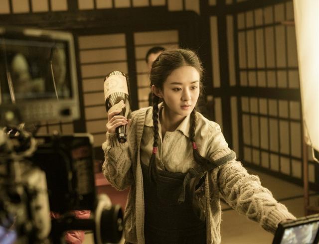 Triệu Lệ Dĩnh không ngừng hot khi phim điện ảnh lên sóng truyền hình trung ương với rating đầy bất ngờ ảnh 2