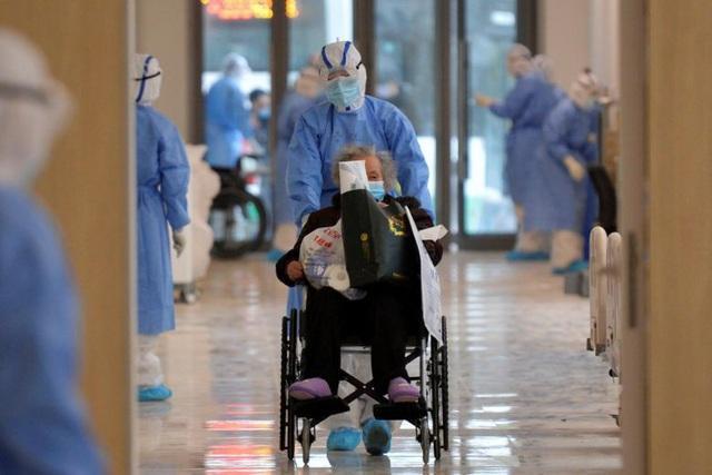 Hôm nay (21/2), số ca xuất viện mới cao hơn 3 lần số ca nhiễm virus corona. Ảnh minh họa