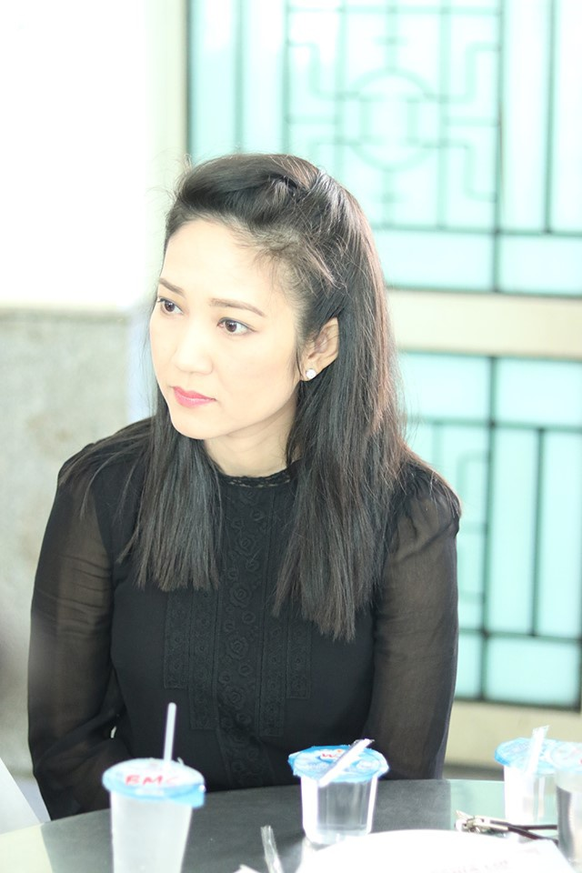 NSƯT Thanh Thúy – Phó Giám đốc Sở Văn hóa TP HCM