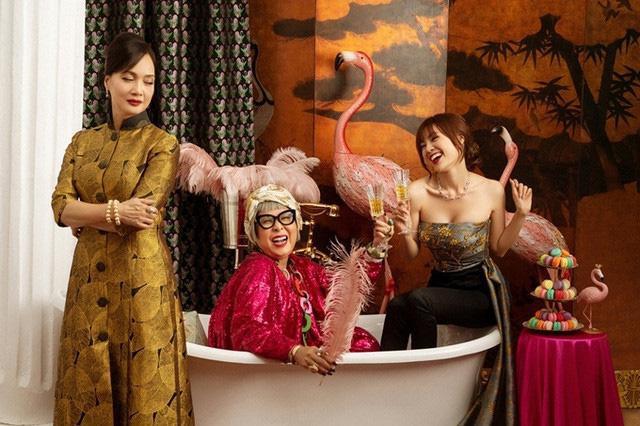 'Nắng' và loạt thương hiệu điện ảnh Việt vẫn 'ăn nên làm ra' qua mỗi phần phim ảnh 5