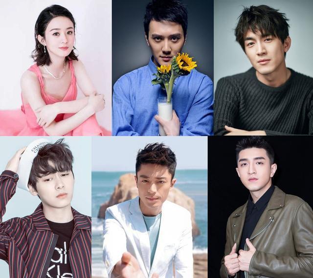 Triệu Lệ Dĩnh trở thành nữ hoàng phim truyền hình với tổng lượt xem vượt 50 tỷ và là song quán quân của IQiyi và Tencent ảnh 0