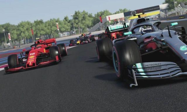 Hình ảnh trong game F1 2019 PC. (Ảnh: Codemasters)