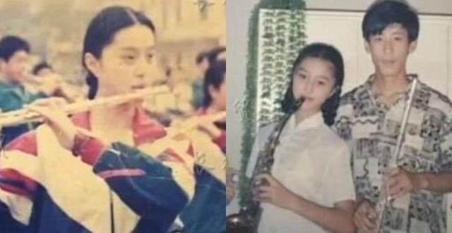 Loạt ảnh thời niên thiếu của sao nữ Trung Quốc: Phạm Băng Băng, Dương Mịch, Triệu Lệ Dĩnh và Lưu Diệc Phi ảnh 10