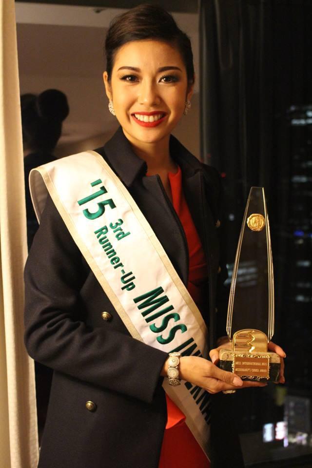 Giật giải từ chuyên gia sắc đẹp quốc tế: Thúy Vân tự hào Á hậu 3, Minh Tú khóc nghẹn vì rớt khỏi Top 5 ảnh 1