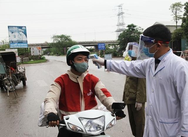Từ 7/4, Bắc Ninh thu phí cách ly với người đến từ vùng dịch. Ảnh: Cổng TTĐT tỉnh Bắc Ninh
