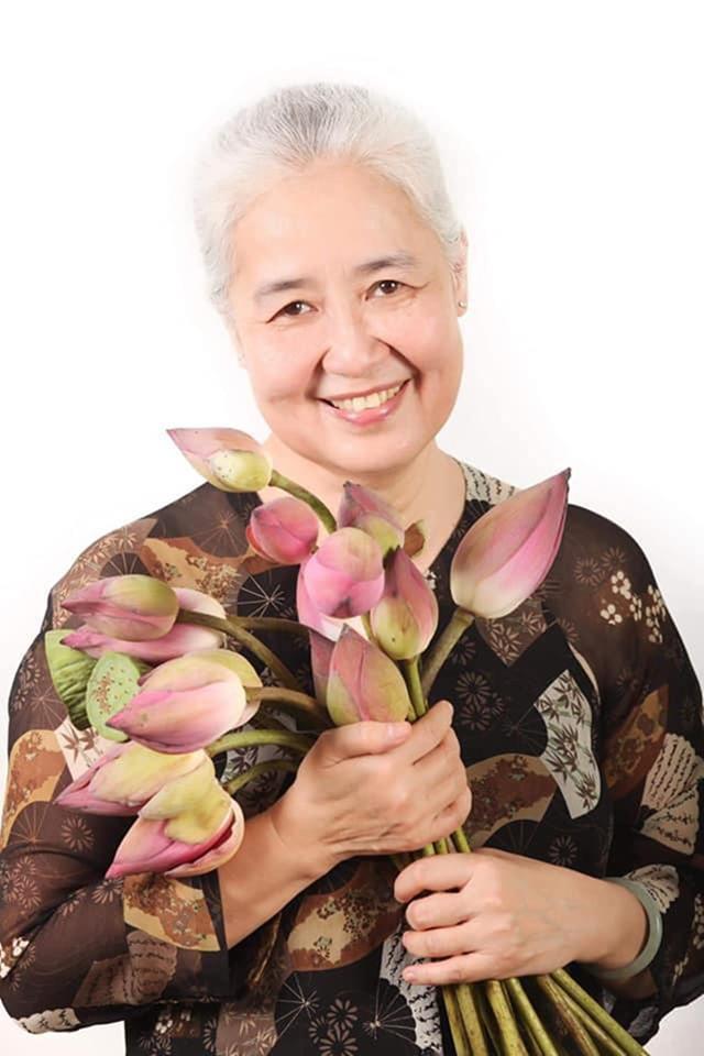 Sau 1 năm nương nhờ cửa Phật, cuộc sống chuyên gia ẩm thực Nguyễn Dzoãn Cẩm Vân giờ ra sao? ảnh 6