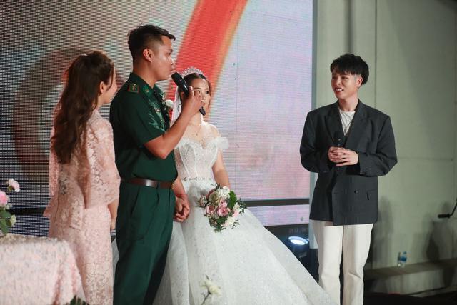 Xúc động với sân khấu Hơn cả yêu của Đức Phúc tại đám cưới đặc biệt trong chương trình Điều ước thứ 7 ảnh 3