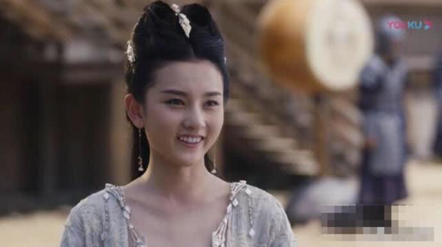 Cửu Châu phiêu miễu lục: Nữ chính Tống Tổ Nhi gây chú ý vì gương mặt no tròn ảnh 1