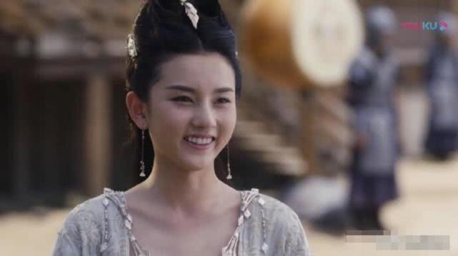 Cửu Châu phiêu miễu lục: Nữ chính Tống Tổ Nhi gây chú ý vì gương mặt no tròn ảnh 2