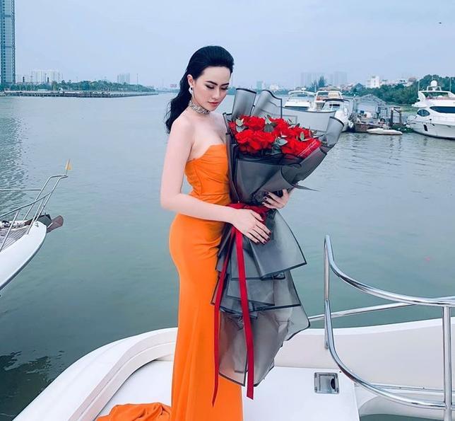 """Việc Quang Hải có hơn 645.000 followers mà chỉ theo dõi 56 người, trong đó có Thảo Mi, khiến dân mạng """"đoán già đoán non""""."""