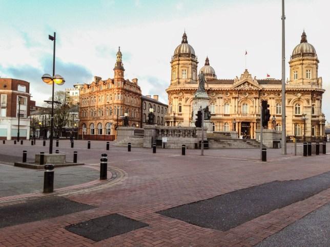 Án mạng thương tâm xảy ra ở thành phố Hull, Anh.