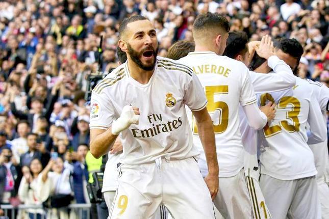 Lịch thi đấu bóng đá hôm nay,Real Madrid gặp Real Sociedad lúc 01h00.