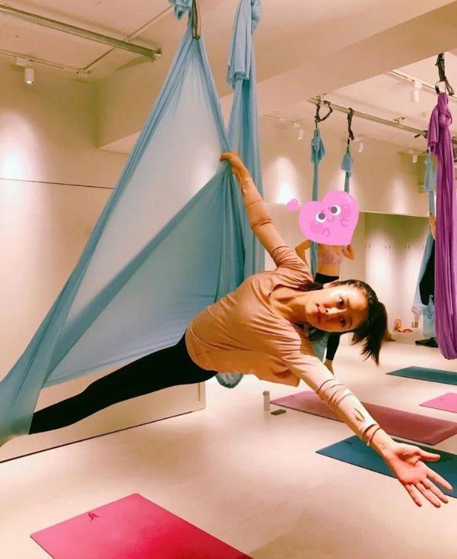 Lâm Tâm Như khoe cơ thể dẻo dai, thon gọn khi luyện tập yoga