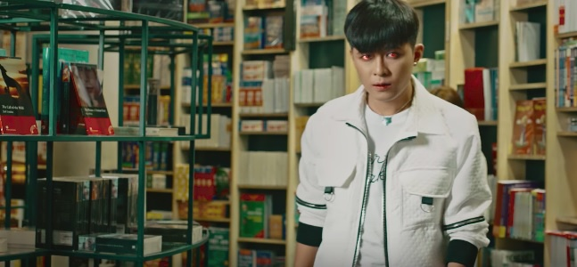 Hình ảnh trong MV của Gin Tuấn Kiệt…