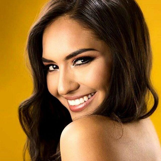 Nhan sắc quyến rũ của Hoa hậu Peru