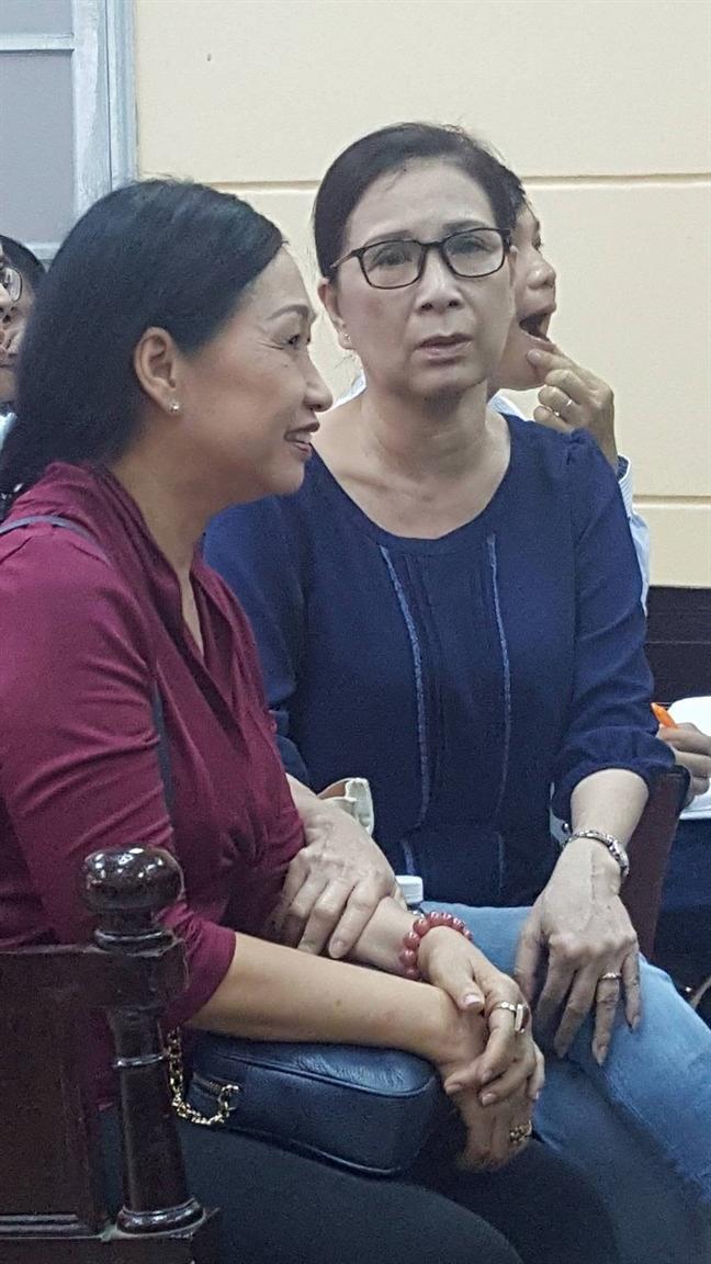 NSƯT Đàm Loan và NSƯT Kim Xuân.