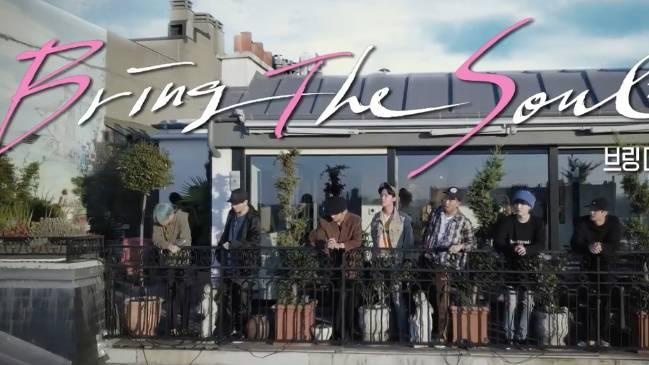 Phim tư liệu Bring The Soul: The Movie: BTS cùng những câu chuyện trong chuyến lưu diễn tại châu Âu ảnh 3