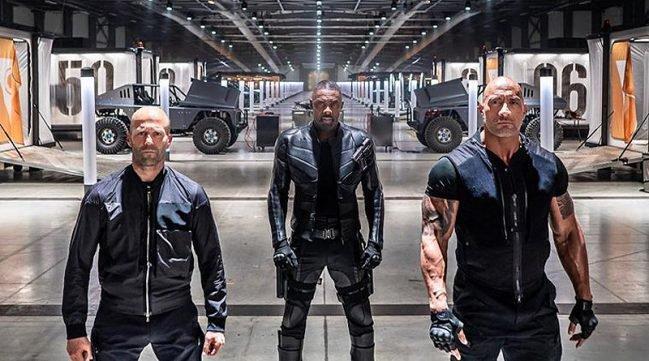 Bom tấn hành động Fast  Furious Presents: Hobbs  Shaw có tất cả bao nhiêu phần after-credit? ảnh 1