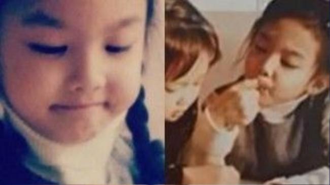Nhan sắc xinh đẹp từ bé của Nayeon