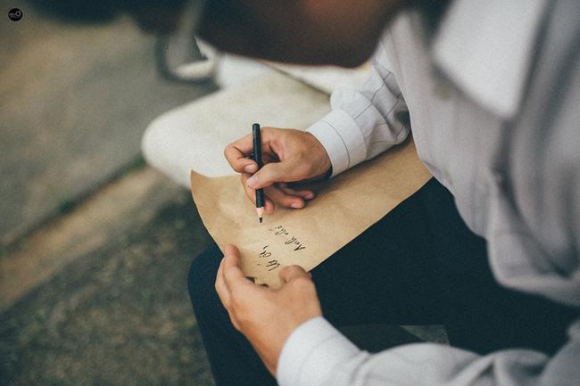 Ôi tình yêu, ngày xưa đẹp lắm con ơi. Những dòng thư tay viết vội